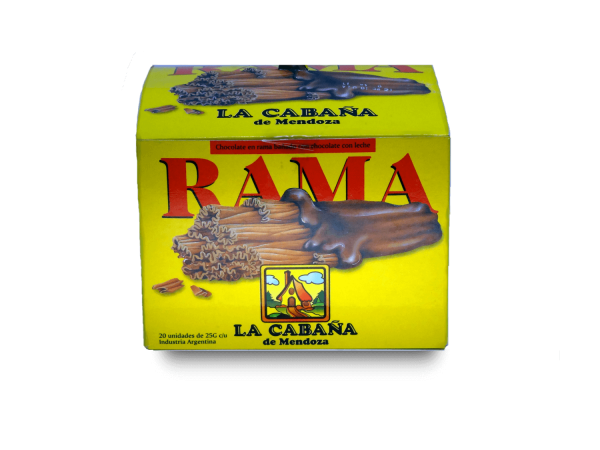 Chocolate en rama bañado