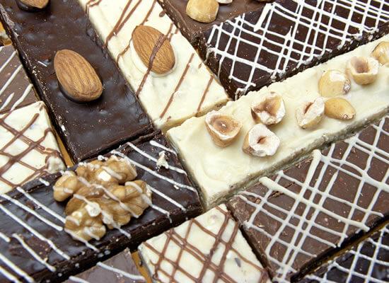 Chocolate regional surtido