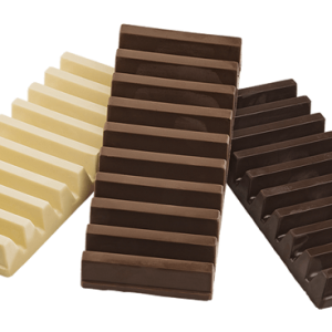 Tabletas de chocolate